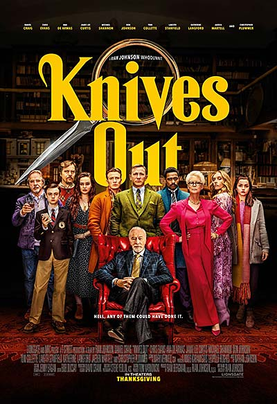 Knives Out - Mord ist Familiensache (2020)